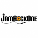 Logo da emissora Radio Jam Rock One