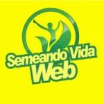 Logo da emissora Rádio Semeando Vida Web