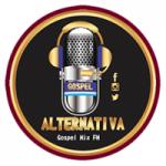 Logo da emissora Rádio Alternativa Gospel Mix FM