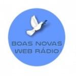 Logo da emissora Boas Novas Web Rádio