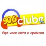 Logo da emissora Rádio Clube FM Itba