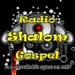 Logo da emissora Rádio Shalom Gospel