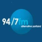 Logo da emissora KNRK 94.7 FM HD2