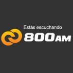 Logo da emissora Radio Cadena 800 AM