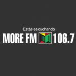 Logo da emissora Radio More 106.7 FM