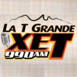 Logo da emissora Radio La T Grande 990 AM
