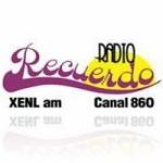 Logo da emissora Radio Recuerdo 860 AM
