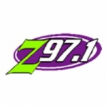 Logo da emissora WZRT 97.1 FM