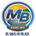 Logo da emissora MB Rádio Hits