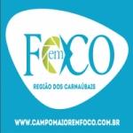 Logo da emissora Rádio Em Foco