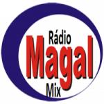 Logo da emissora Rádio Magal Mix