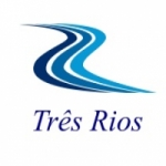 Logo da emissora Três Rios Web Rádio