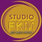 Logo da emissora Web Rádio Studio FKM