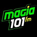 Logo da emissora Radio Magia 101.7 FM