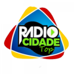 Logo da emissora Rádio web  radio cidade