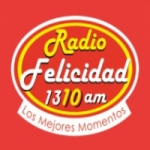Logo da emissora Radio Felicidad 1310 AM