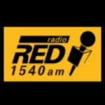 Logo da emissora Radio Red 1540 AM