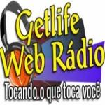 Logo da emissora Get Life Web Rádio