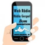 Logo da emissora Rádio Gospel Bom Samaritano
