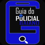 Logo da emissora Web Rádio Guia do Policial Baiano