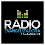 Logo da emissora Rádio Evangelizadora