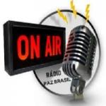 Logo da emissora Rádio Paz Brasil