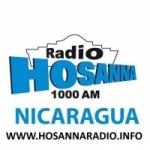 Logo da emissora Rádio Hosanna 1000 AM