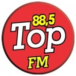 Logo da emissora Rádio Top 88.5 FM