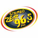Logo da emissora Radio Stereo Zer 96.5 FM