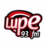 Logo da emissora Radio Lupe 93.3 FM