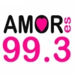 Logo da emissora Radio Amor 99.3 FM