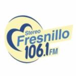 Logo da emissora Radio Stereo Fresnillo 106.1 FM