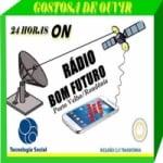 Logo da emissora Bom Futuro FM