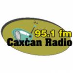Logo da emissora Radio Caxcan 95.1 FM