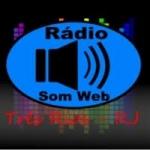 Logo da emissora Som Web