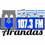 Logo da emissora Radio Arandas 107.3 FM