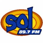 Logo da emissora Radio Sol 89.7 FM