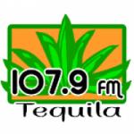 Logo da emissora Radio Tequila 107.9 FM