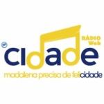 Logo da emissora Cidade  MadaNews Web