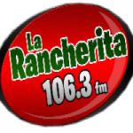 Logo da emissora Radio La Rancherita 106.1 FM