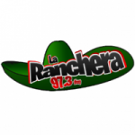 Logo da emissora Radio La Ranchera 97.3 FM