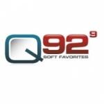 Logo da emissora Radio KBLQ 92.9 FM
