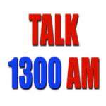 Logo da emissora WGDJ 1300 AM