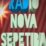 Logo da emissora Rádio Nova Sepetiba