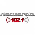 Logo da emissora Radio Recuerdo 102.1 FM