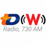Logo da emissora Radio TDW 730 AM W Deportes