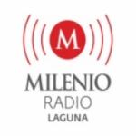 Logo da emissora Radio Milenio 99.5 FM