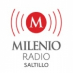 Logo da emissora Radio Milenio 99.3 FM