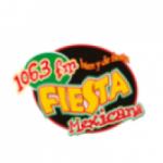 Logo da emissora Radio Fiesta Mexicana 106.3 FM