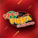 Logo da emissora Radio Fiesta Mexicana 97.9 FM
